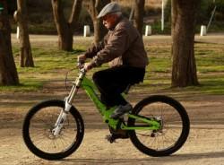 Un italiano violó la cuarentena y se escapó en bicicleta porque no soportaba a su familia. (Archivo)