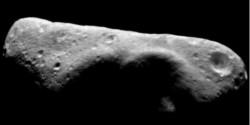 """Coloso. El asteroide 1998 OR2 """"pasará de forma segura""""."""