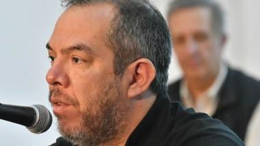 El ministro de Gobierno y Justicia de la Provincia, José María Grazzini.