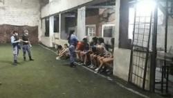 La policía de Chaco demoró a once mujeres por haber violado la cuarentena: estaban por jugar un partido de fútbol.