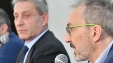 """""""El sistema público de salud de Chubut cuenta con 1100 médicos"""", detalló Puratich."""