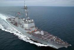 El destructor 'USS Kidd', que cuenta con unas 330 personas a bordo, realizaba una misión antinarcóticos en la zona del Caribe.