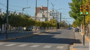 El titular de la Cámara de Comercio de Trelew planteó un panorama sombrío, al no haber actividad en la gran mayoría de comercios de la ciudad.