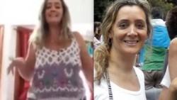 "La ""seño"" Daniela Catelli, se cansó de las"