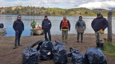 Prevención. Durante el período que se prolongue la cuarentena no habrá pesca en ambientes acuáticos.