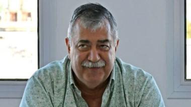 Héctor González, titular del gremio de Luz y Fuerza de la Patagonia.