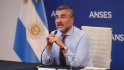 Titular de la ANSES, Alejandro Vanoli.