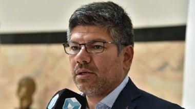 El subsecretario de Pesca, Aguilar, y la grave crisis que vive el sector.