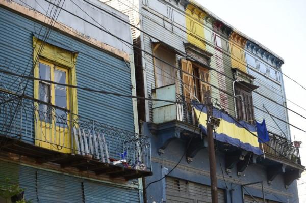 Hinchas de Boca celebran el 115° aniversario por redes sociales y balcones