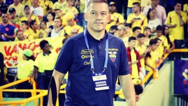 Claudio Campos, coordinador de selecciones del Ecuador, reside en Guayaquil, la ciudad más afectada de dicho país por el Coronavirus.