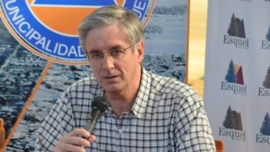 Sergio Ongarato, intendente de Esquel, repasó las medidas de aislamiento preventivo por el coronavirus.