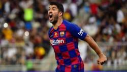 Suárez habló de Lautaro Martínez y sus chances de que llegue al Barcelona.