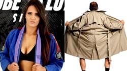 """La """"Mujer Maravilla"""", como le conocen en MMA (Artes Marciales Mixtas)"""