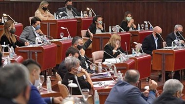 Tras varias horas de sesión desde muy temprano, los diputados trataron una gran cantidad expedientes y proyectos que estaban esperando el reinicio de la actividad legislativa.