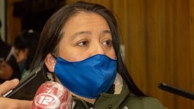 Liliana Delgado, representante del SOyEAP.