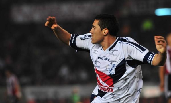 A los 47 minutos del segundo tiempo, el rosarino Hernán Zanni le dio el inolvidable empate a Brown ante River.