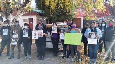 Movilizados. Familiares de víctimas en contra de liberar a los homicidas.