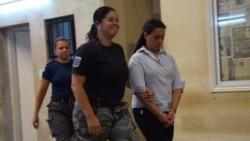 María Elizabeth Insaurralde. (Archivo)
