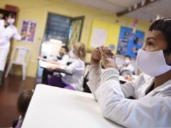 Uruguay habilitó el retorno a clases en las escuelas a partir del 1 de junio, luego del cierre de los establecimientos decidido el 13 de marzo.