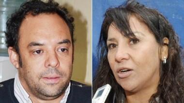 Sospechas. Martín Sandoval involucró a la funcionaria en la trama.