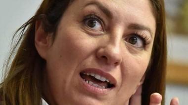 Repaso. Mariana Ripa, titular de la Oficina de la Mujer en el STJ.