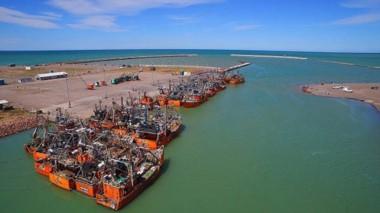 Puerto de Rawson. Las diferencias de costos para operar en las terminales portuarias hacen imposible competir con la zona núcleo.