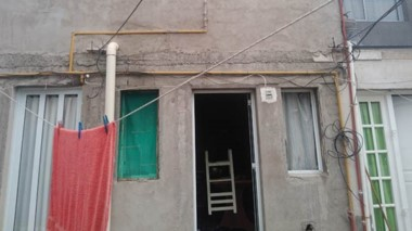La vivienda de la exnovia fue objeto de un  fallido intento de incendio.
