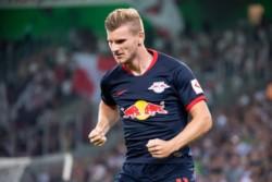 Werner registra 30 goles y 11 asistencias en 38 partidos disputados en la presente temporada con RB Leipzig.