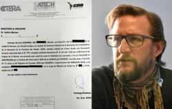 Trabajadora. El pedido de ATECh para que una maestra siga de licencia pero cobrando en España.
