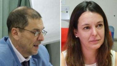 Fabio Monti. Dispuso la prisión. Gisela Encina. Fiscal de la causa.