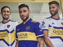 Adidas hará una camiseta especial a Boca Juniors por el aniversario de La Bombonera.