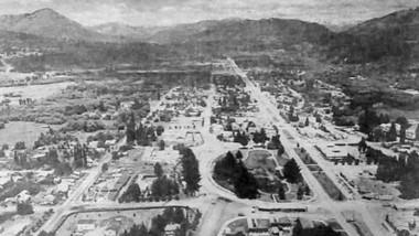 Aldea. En los '70, la localidad de El Bolsón comenzó su proceso de transformación.