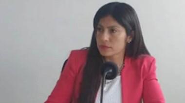 La jueza Yamila Flores decidirá hoy si Marinao queda libre o en prisión.