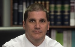 Fiscal Javier Arzubi Calvo.