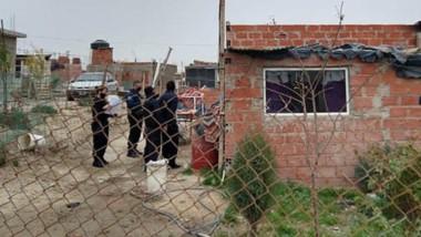 Detenido. El sospechoso fue apresado por la fuerza policial durante un procedimiento por un abuso sexual en Puerto Madryn.