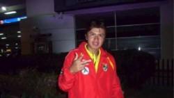 El boliviano Deibert Frans Roman Guzmán, de 25 años, es el primer futbolista fallecido por Covid-19.