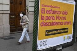 Coronavirus: ascienden a 528 las muertes y 16214 casos confirmados en el país