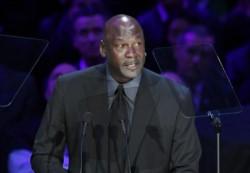 Michael Jordan expresó su apoyo a las personas que luchan ante el racismo y la violencia contra los negros en EE.UU.