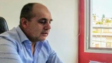 Rubén Cáceres, presidente del bloque de Juntos por el Cambio.