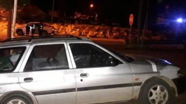 El vehículo con el que se desplazaba el sujeto quedó secuestrado en Arroyo Verde, en el límite provincial.