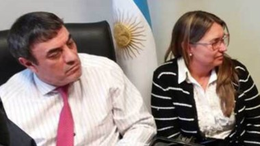 Fiscales. Caperochipi y Rubia, los responsables de buscar la filtración.