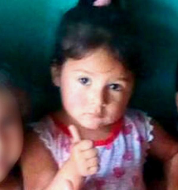 Angelito. La pequeña Nahiara Cristo (2), era un estorbo para su padre y madrastra.