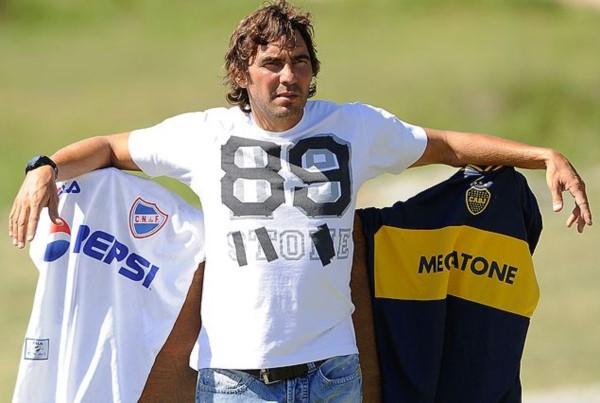 El Manteca reavivó la interminable polémica entre Boca y River y remarcó que, por la manera de vivir el fútbol que tienen los argentinos, cree que duele mucho más perder la categoría.