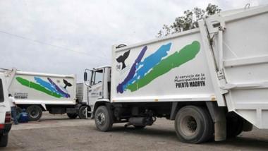 La recolección de residuos en Madryn funcionará tras el acuerdo.