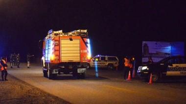 La ANAC informó sobre el accionar que tuvo la dotación de bomberos del Aeropuerto de Esquel.