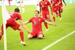 El Bayern cumplió y ganó su partido para quedar más cerca de una nueva coronación.