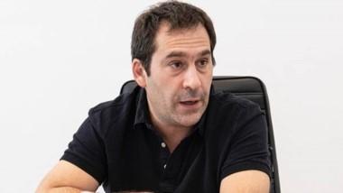Juan Pablo Luque, a seis meses de asumir la intendencia de Comodoro.