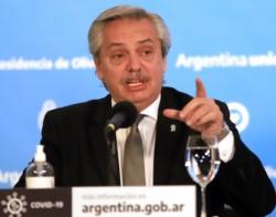 El presidente Alberto Fernández anticipó que el Gobierno evalúa lanzar una moratoria impositiva