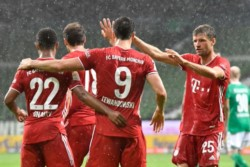 Por octava vez consecutiva, el Bayern es campeón de la Bundesliga.
