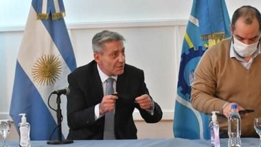 Arcioni anticipó que ya conversa con Sastre la posibildad de sesiones a través de videoconferencia.